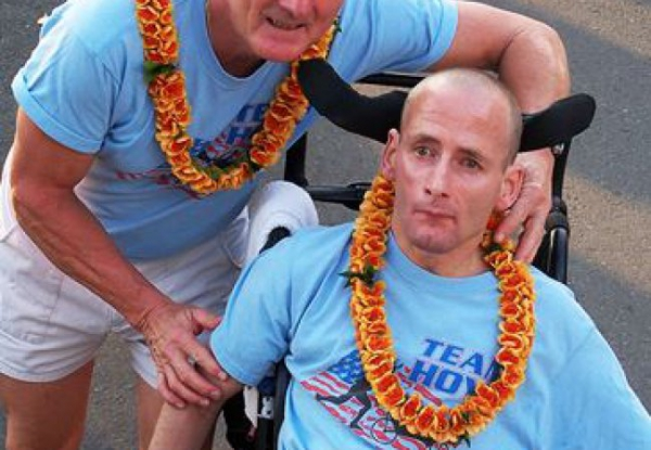 Team Hoyt - this is the essence of Tributize