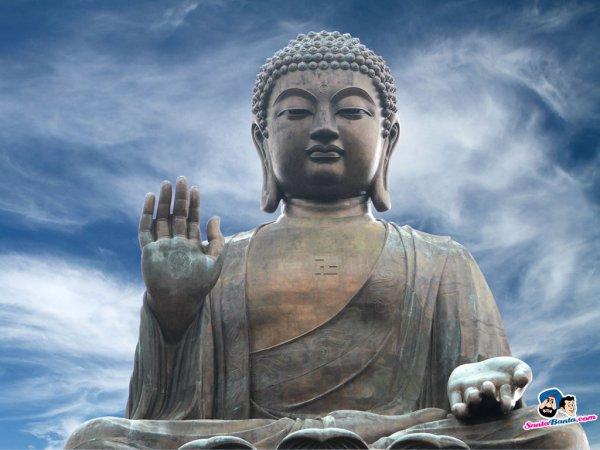 Inimitable Dawn of a Spirit - Lord Buddha