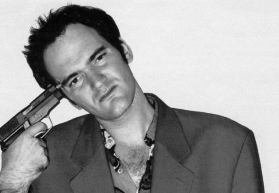 Quentin  Tarantino – God among directors