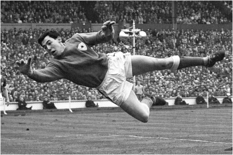 A Tribute To The Goalkeeper's Goalkeeper -Gordon Banks