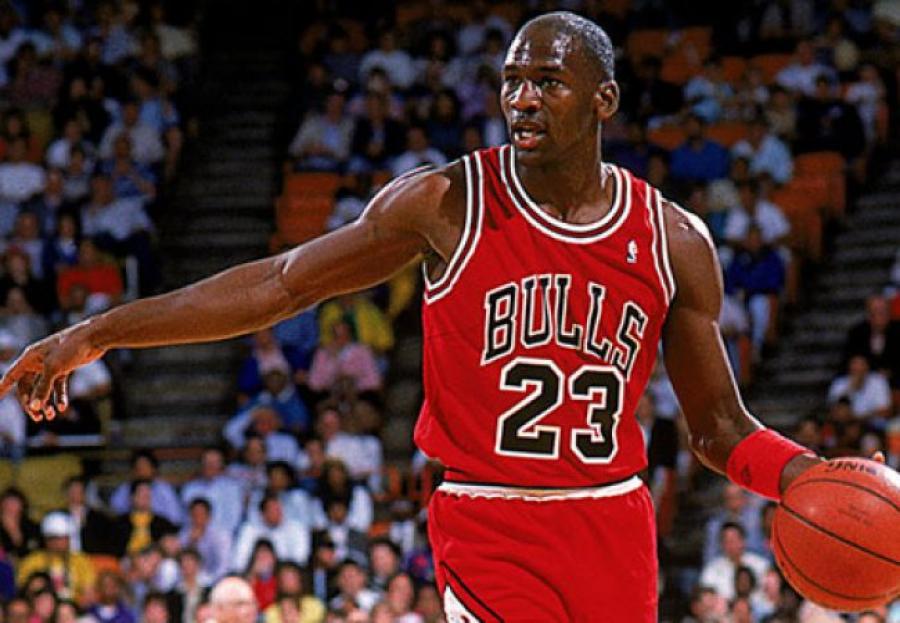 Michael Jordan: A Basketball Inspiration