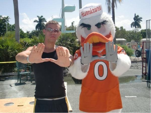 Austin Misiura  - A Passionate Miami Hurricanes Fan