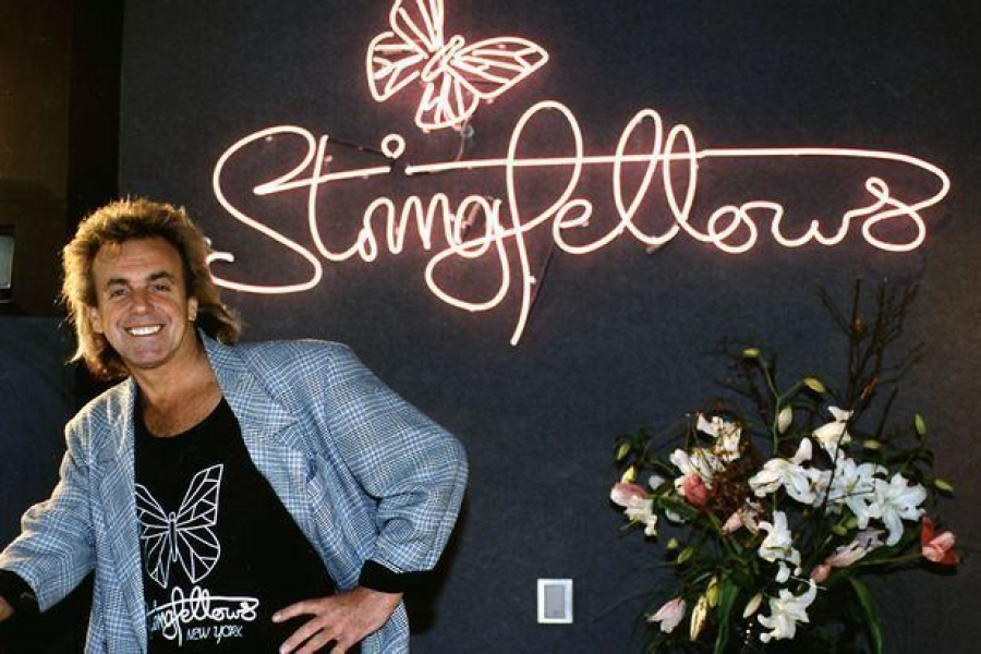 A Tribute To Peter Stringfellow