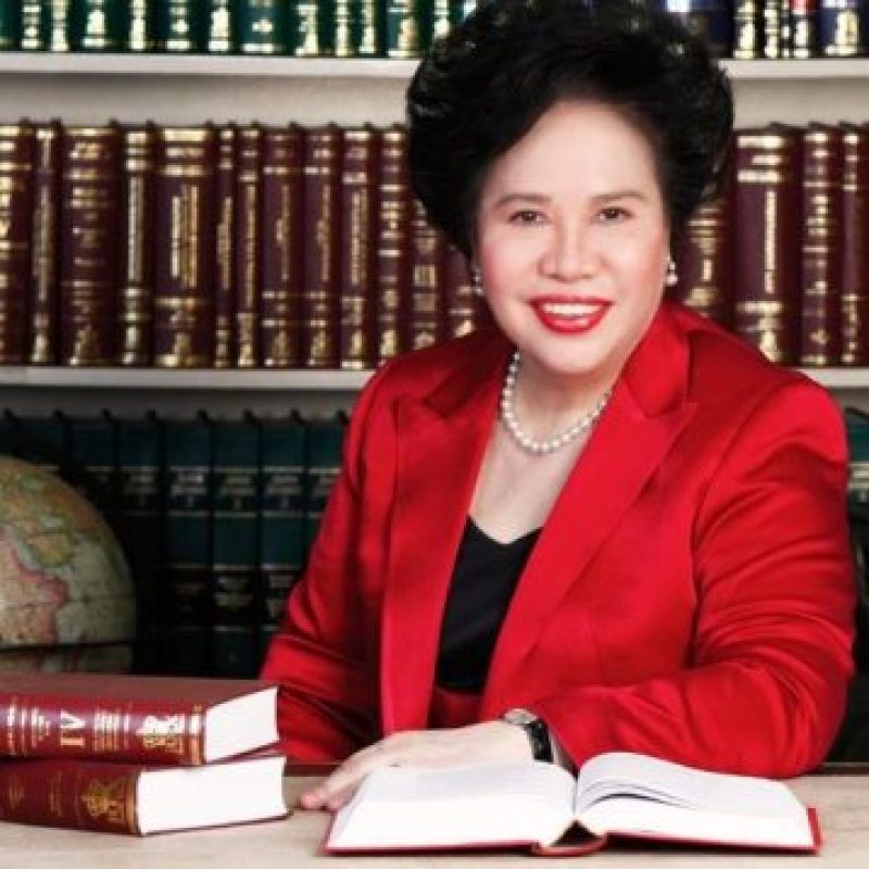 The Late Senator Miriam Defensor-Santiago: A Tribute