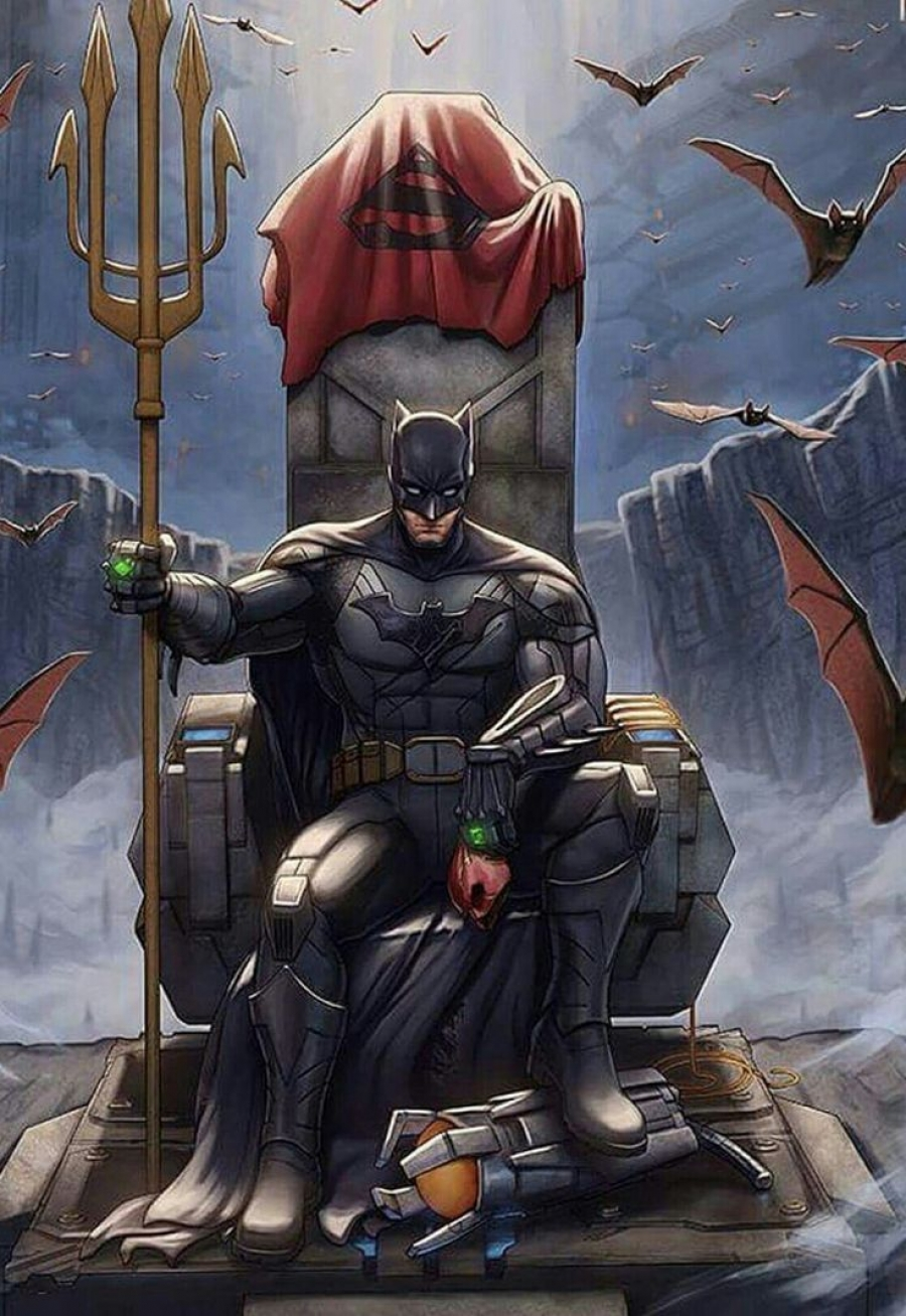 Batman - The Caped Crusader