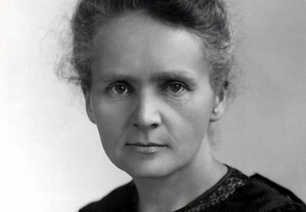 Marie Curie – Hope for the women in a man's world