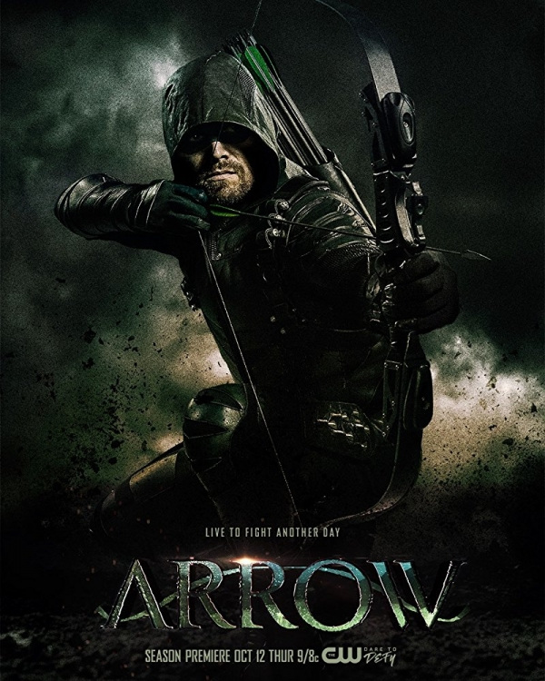Toby - The Arrow Fan