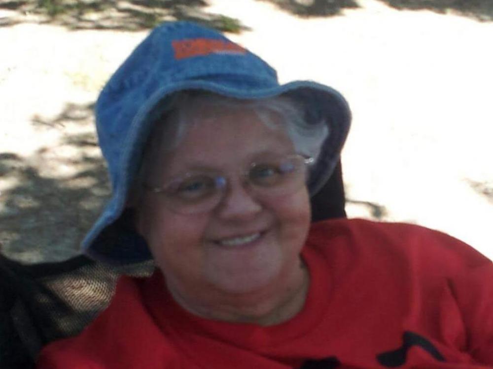Our beloved Mother, Anne Dobbin Purdue  10/15/1944 - 08/03/2018