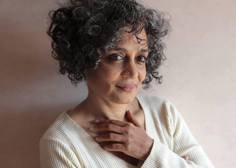 Tribute to the Activist/Writer Arundhati Roy