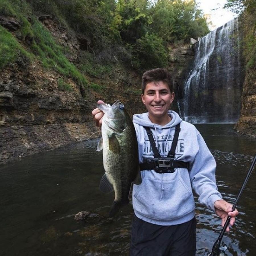 Alex Peric A True Fisherman