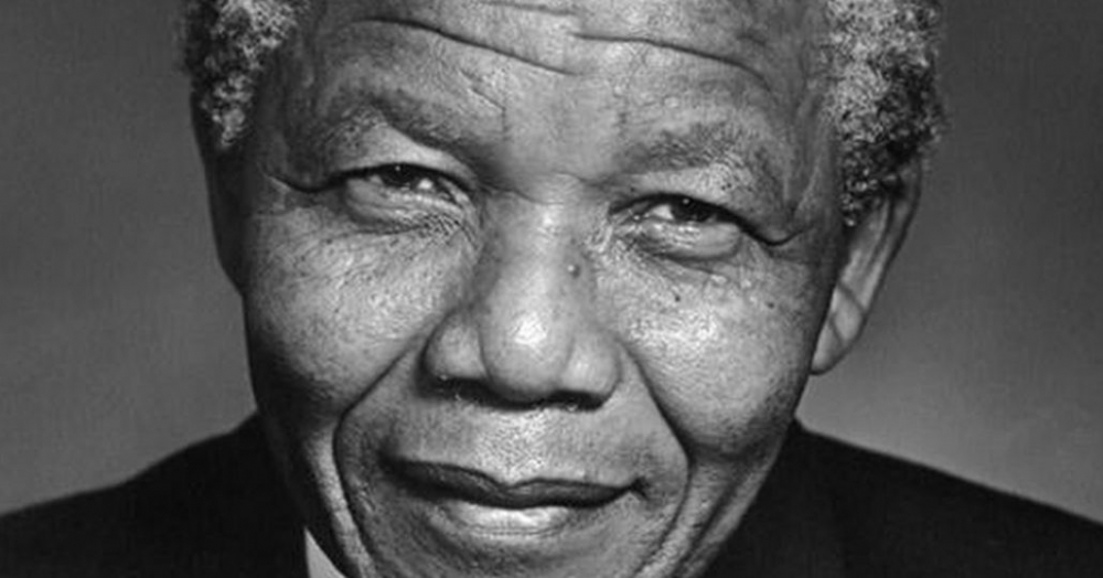 NELSON MANDELA - A GREAT HUMAN RIGHTS DEFENDER