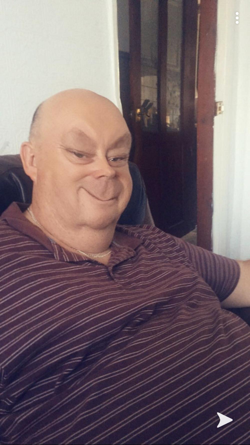 Happy birthday dad 17th of April