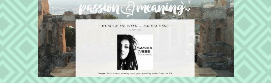 Saskia Vese country rock Pop music