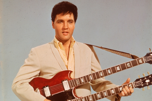 Elvis, You Are Still Alive