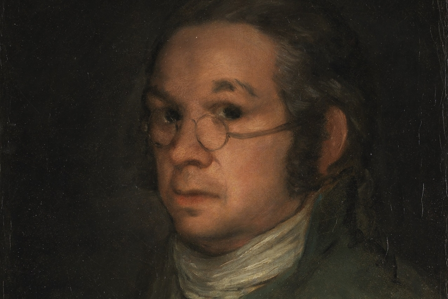 Goya. Stepping stone between the Old Masters and the Great Moderns