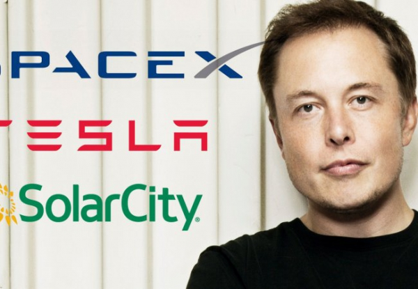 Real time Tony Stark - Elon Musk