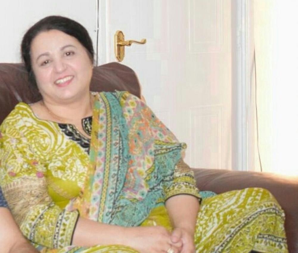 Mrs. Farzana; My Guiding Star
