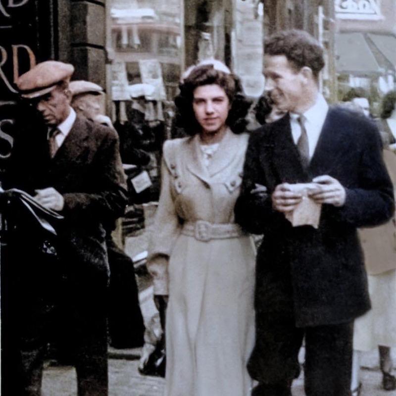 Roberta Dowds 18.06.1927 – 12.05.2020