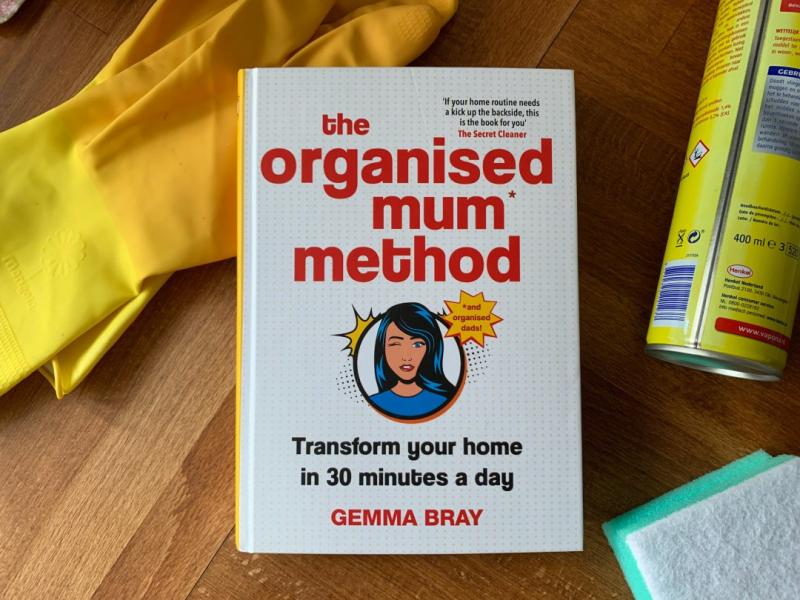 Gemma Bray - The Organised Mum