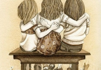 To my sister – Older doesn't mean wiser