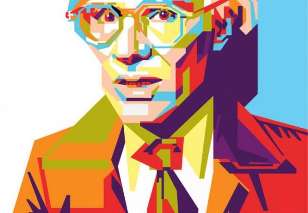 Andy Warhol - an artistic genius