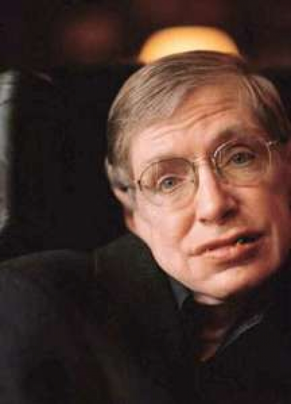 Stephen Hawking pays tribute to an inspirational teacher