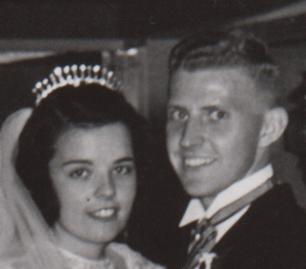 Romantically married over 63 years