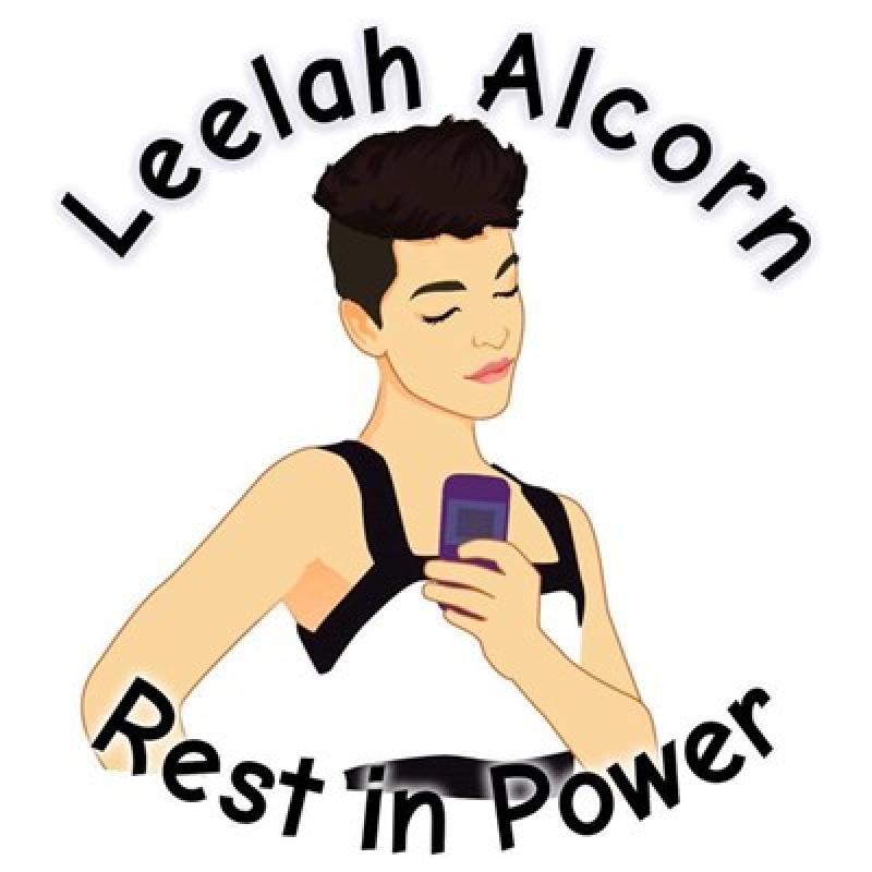 Leelah's Wall - Leela Alcorn
