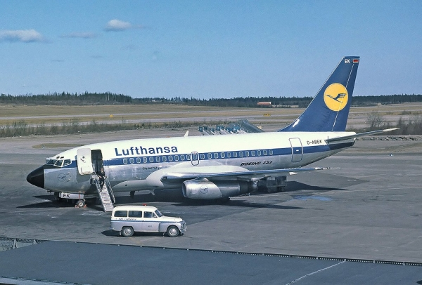 A Tribute To The Boeing 737