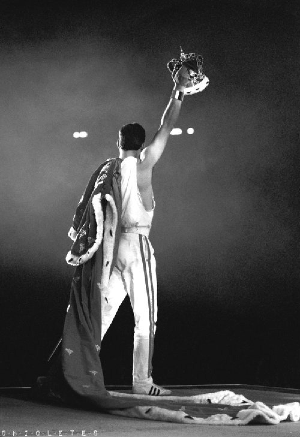 Living of a legend - Freddie Mercury