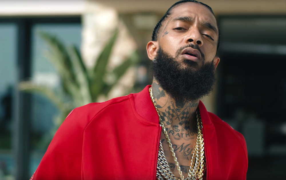Nipsey Hussle-  A Tribute to the Real Hustler