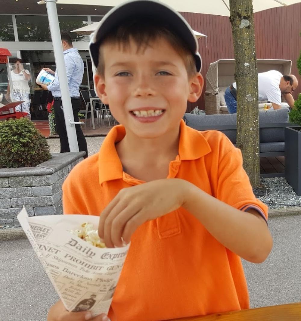 Henry Smith 8 Years Old - Happy Birthday!