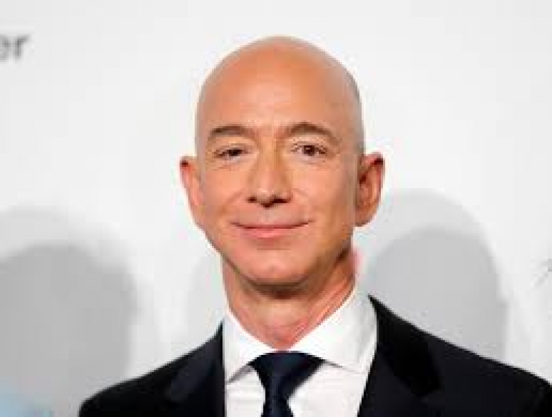 A Fan Tribute to Jeff Bezos- A living Legend