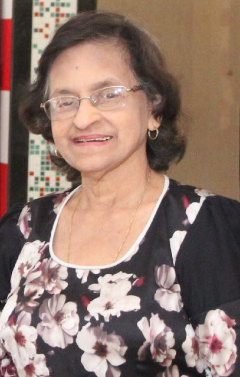 A Tribute to Doreen Maria Dias