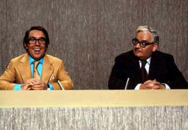 Ronnie Corbett - a comic genius