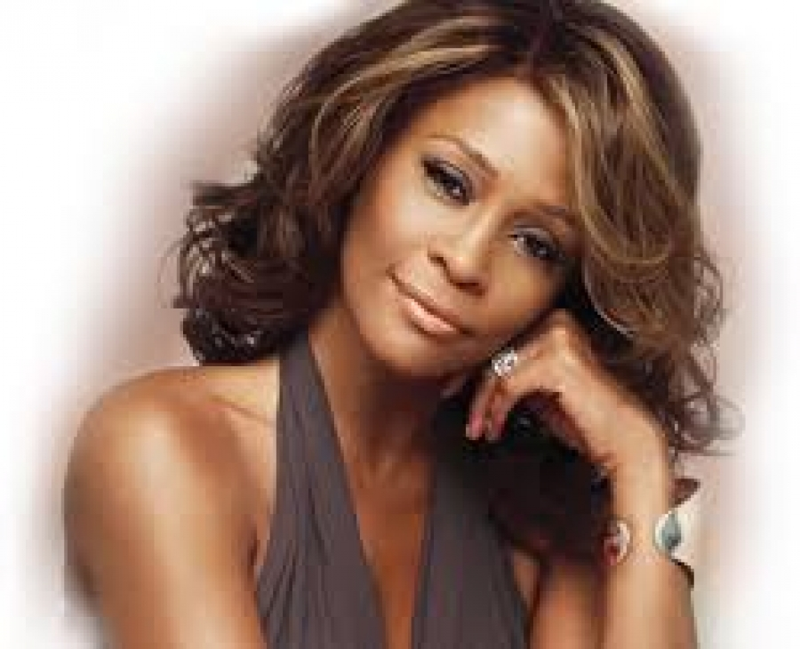 Whitney Houston A Music Legend
