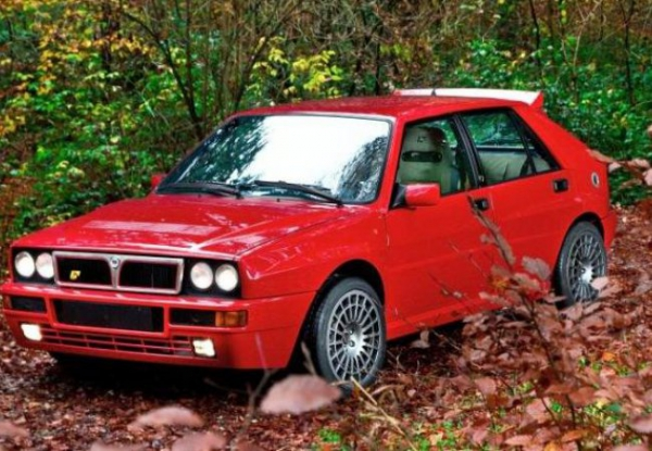 The Lancia Delta Integrale - a great Italian hot hatchback