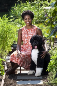 The Humane First Lady